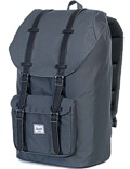 Herschel Rucksack »Little America« Dark Shadow Black