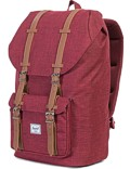Herschel Rucksack »Little America« Winetasting Croßhatch Tan