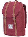 Herschel Rucksack »Retreat« Winetasting Croßhatch Tan