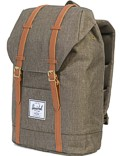 Herschel Rucksack »Retreat« Canteen Croßhatch Tan