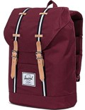 Herschel Rucksack »Retreat« Windsor Wine Veggie Tan