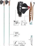 LEKI Nordic Walking Stöcke »Passion« Trigger 1