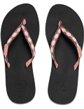 REEF Damen Sandalen Sandels »GINGER» Black Blush