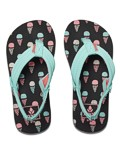 REEF Girls Kinder-Sandalen Sandels »LITTLE AHI« Ice Cream