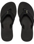 REEF Damen Sandalen Sandels »CUSHION BREEZE« Black Black