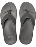 REEF Herren Sandalen Sandels »CUSHION BOUNCE PHANTOM« Schwarz