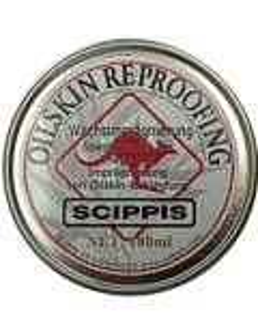Scippis Imprägnier-Wachs Oilskin-Wachs 180ml