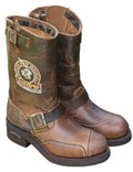 Sendra Stiefel Mad Dog Tang Steel Braun