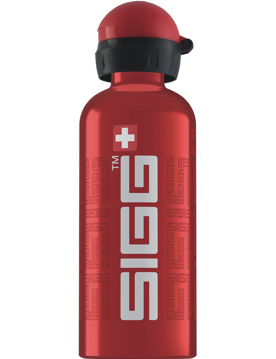 SIGG Trinkflasche 0.6 l SIGGnature Rot