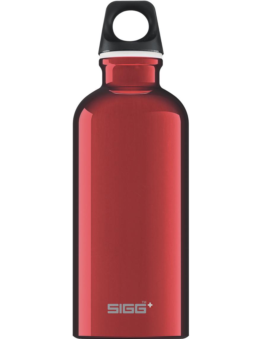 SIGG Trinkflasche 0.4 l Traveller Rot