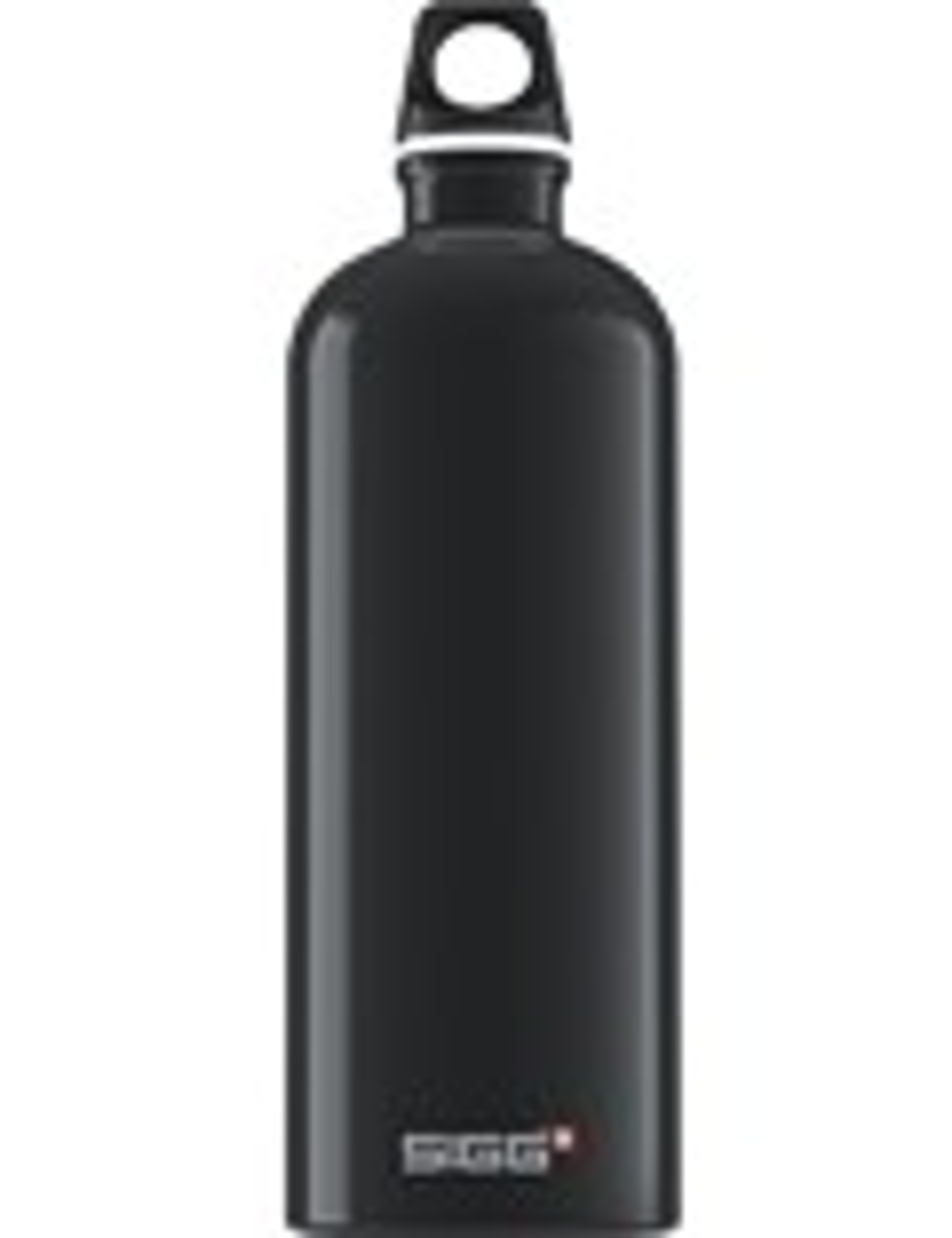 SIGG Trinkflasche 1.0 l Traveller Schwarz