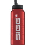 SIGG Trinkflasche 1.0 l New Active Top SIGGnificant Rot