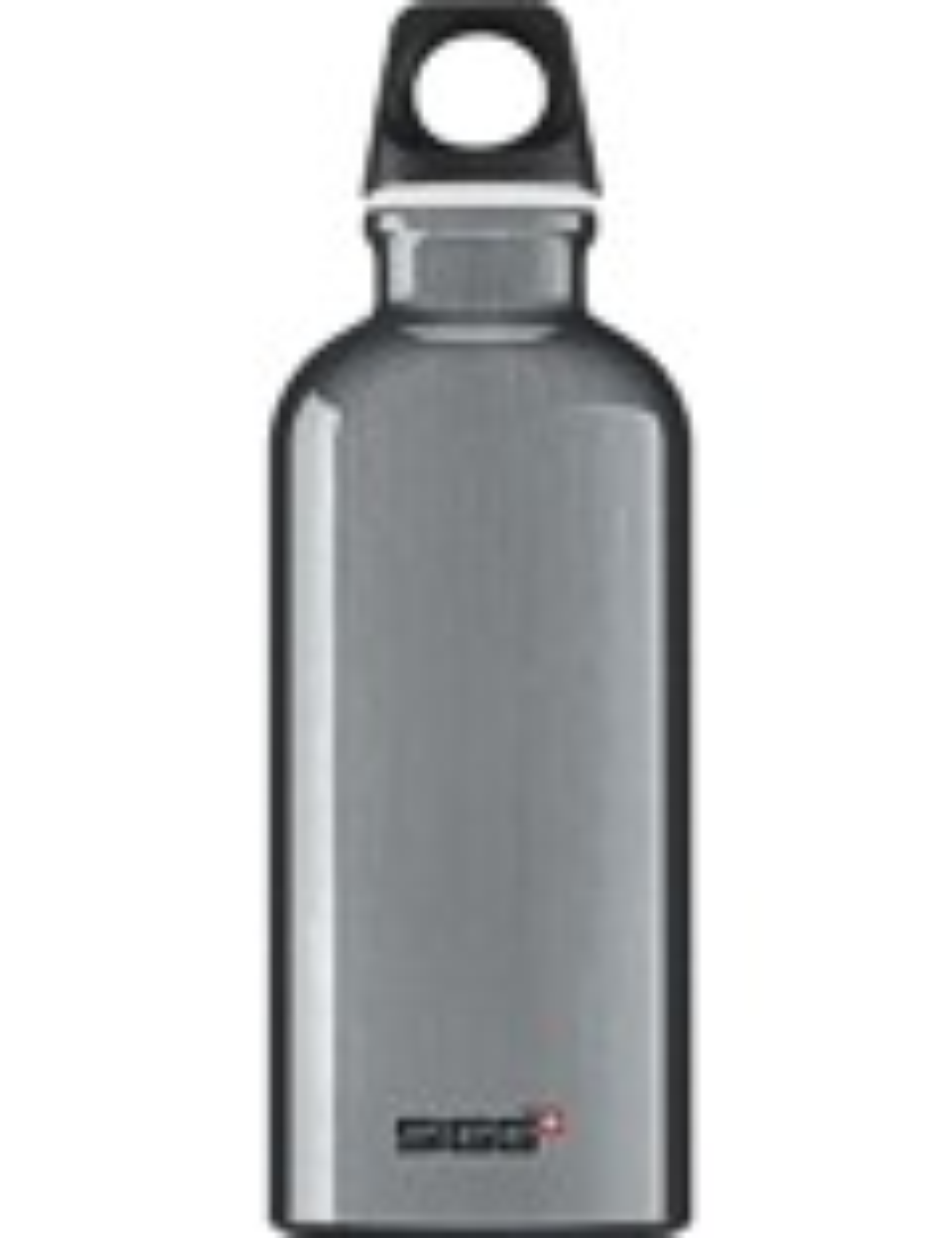 SIGG Trinkflasche 0.4 l Traveller Silber