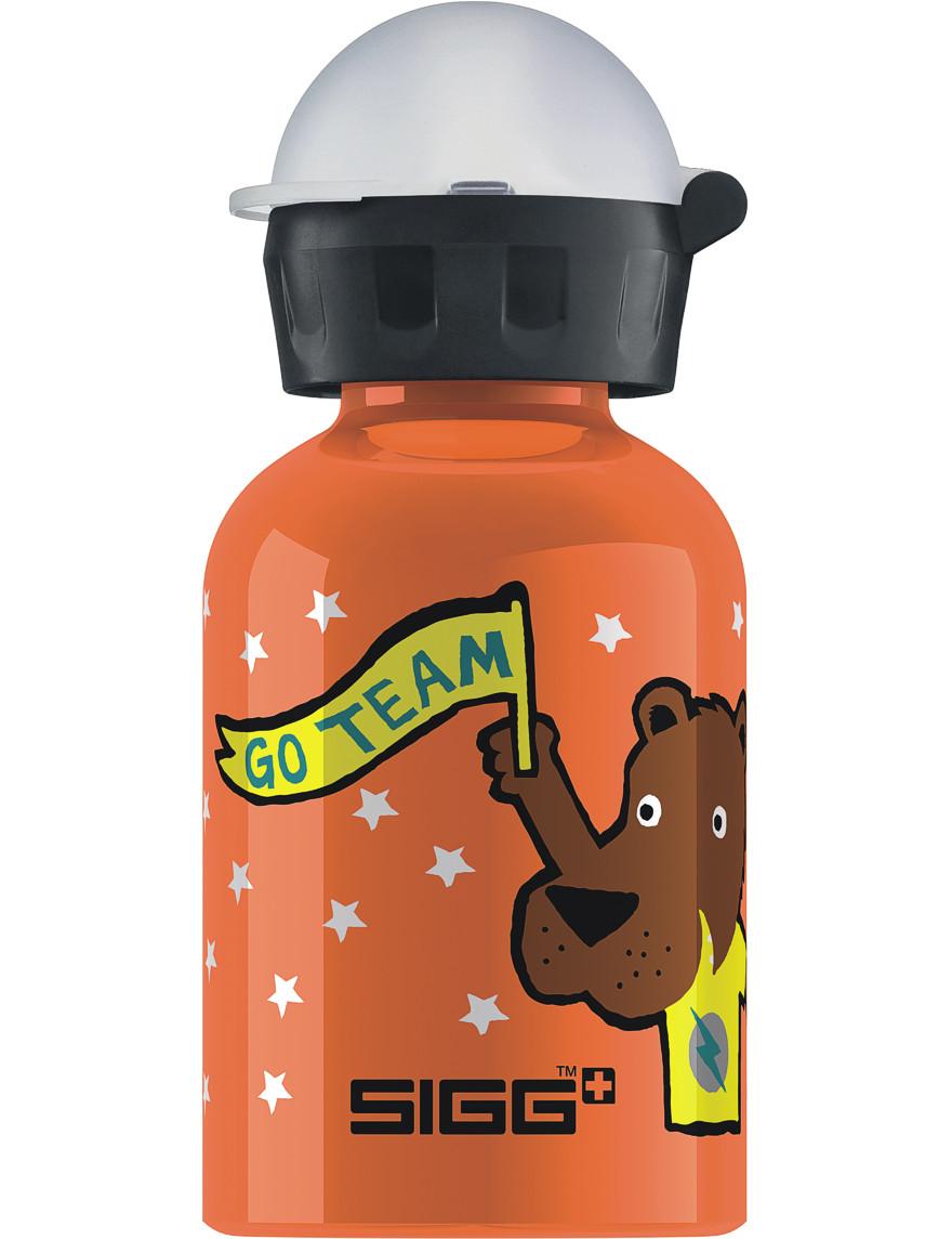 SIGG Trinkflasche 0.3 l Go Team Bear Elephant