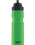 SIGG Trinkflasche 0.75 l Wide Mouth Sports Touch Grün