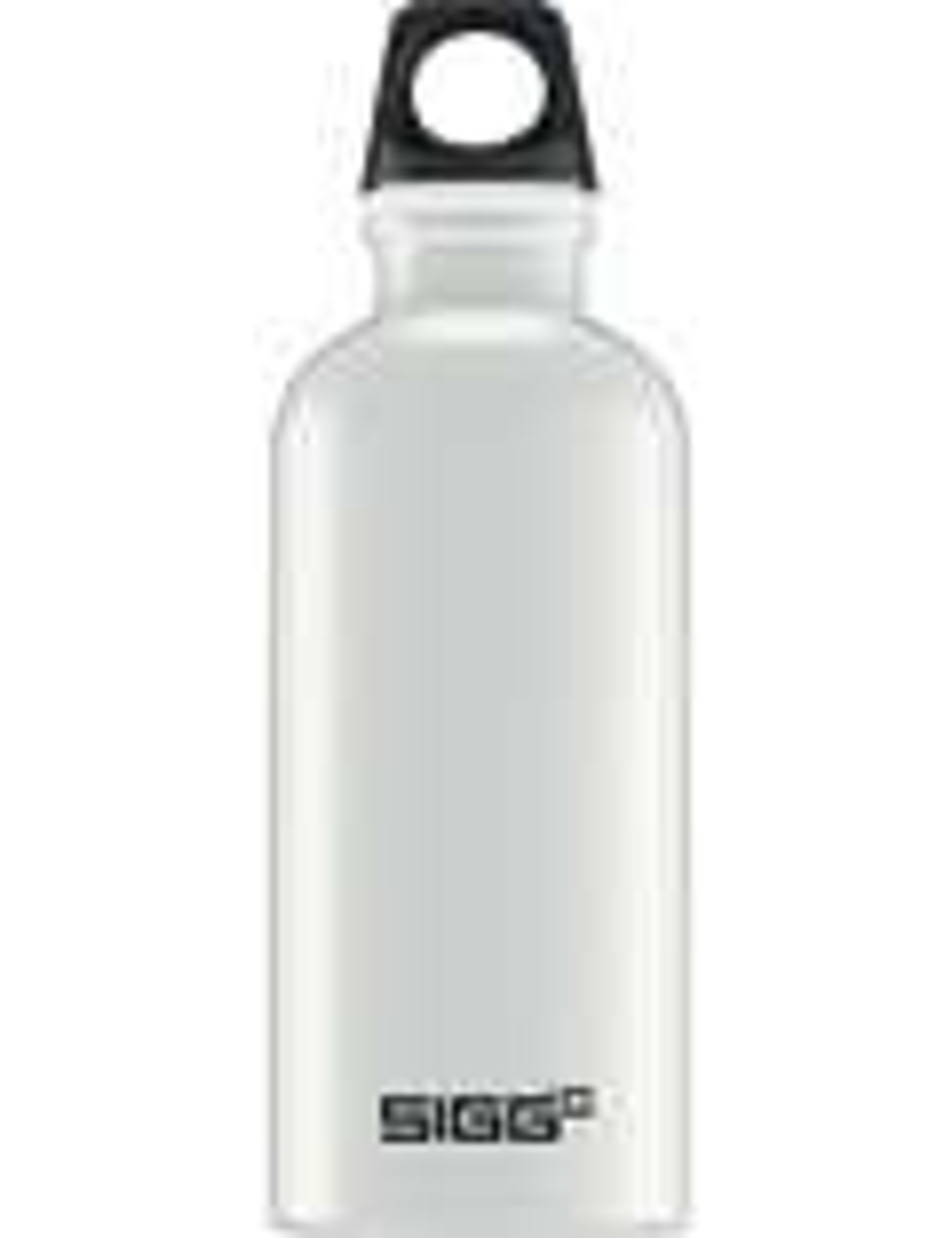 SIGG Trinkflasche 0.4 l Classic Traveller Touch Weiß