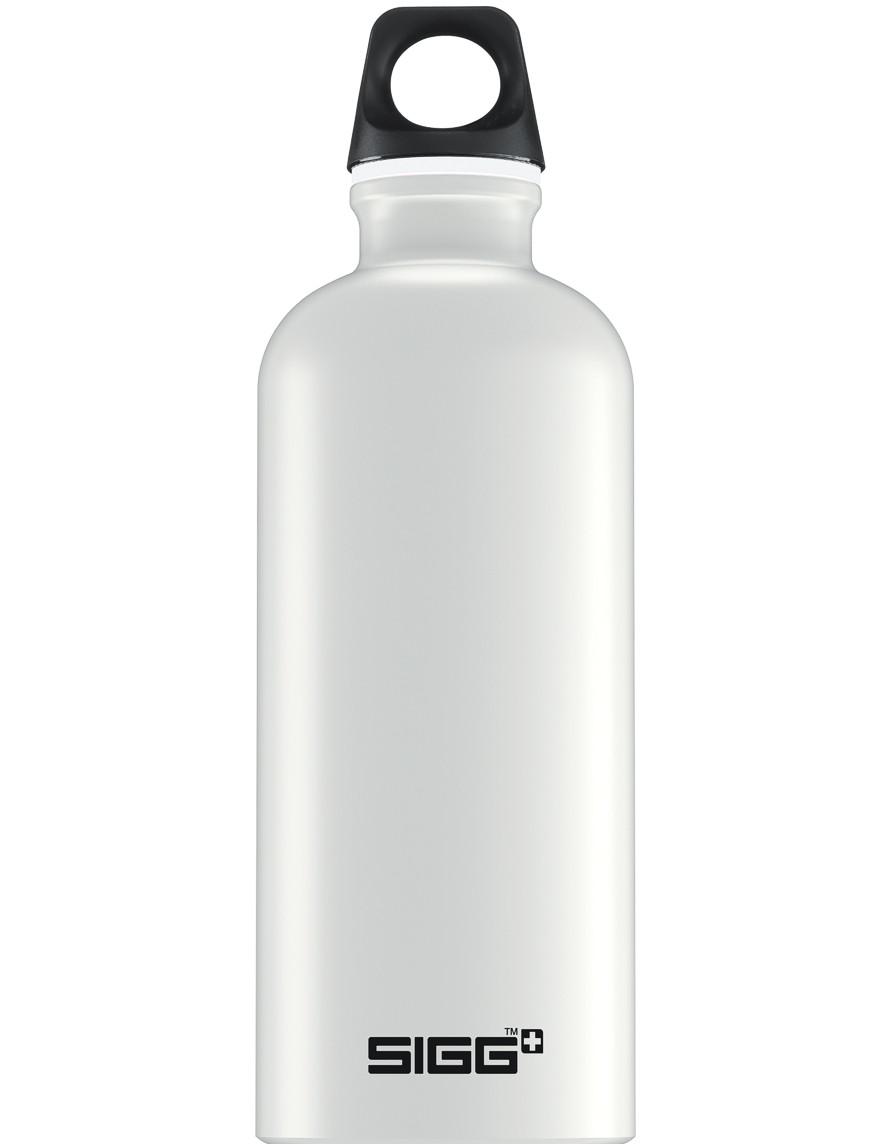 SIGG Trinkflasche 0.6 l Traveller Touch Weiß