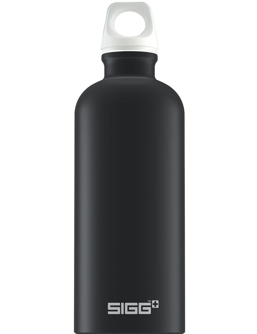 SIGG Trinkflasche 0.6 l Traveller Touch Schwarz