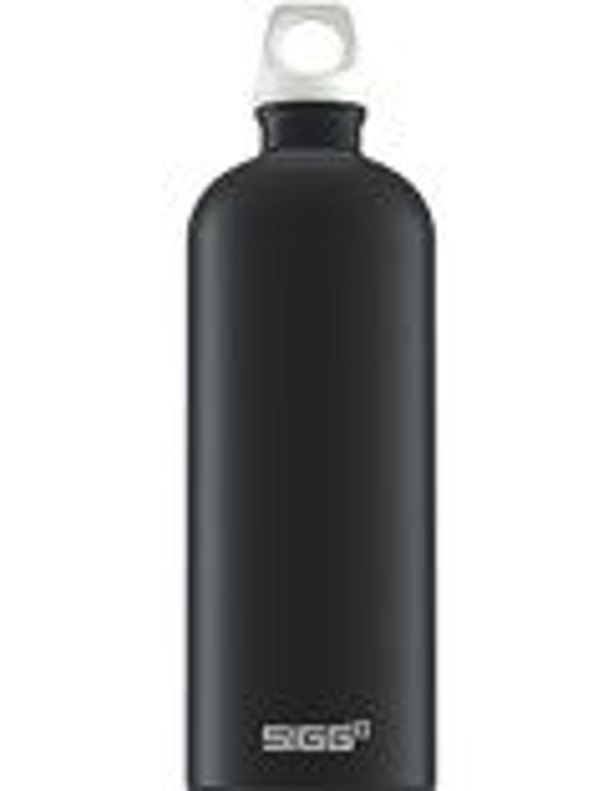 SIGG Trinkflasche 1.0 l Traveller Touch Schwarz