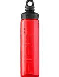 SIGG Trinkflasche 0.75 l WMB VIVA mit Screw Top Rot