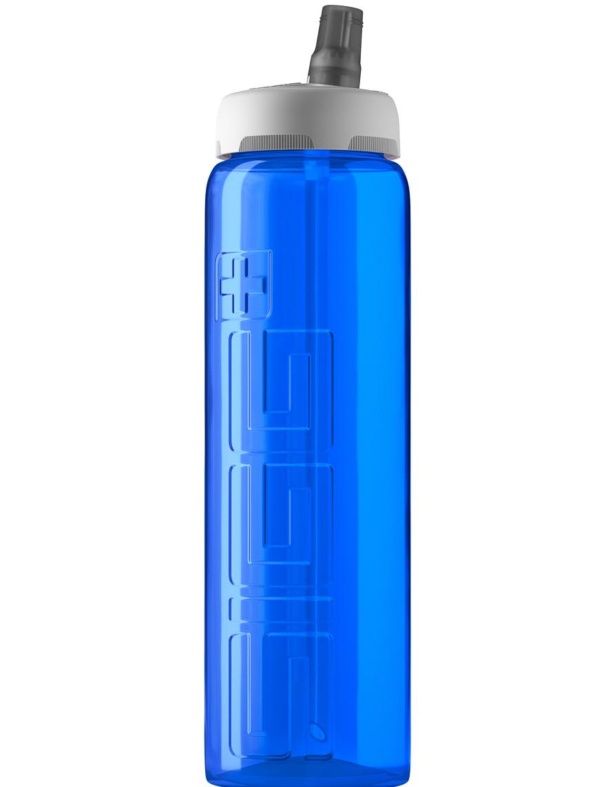 SIGG Trinkflasche 0.75 l New Active Top VIVA Blau