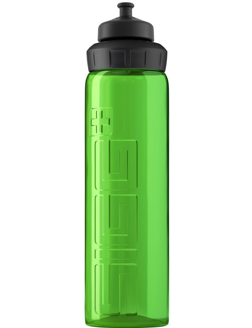 SIGG Trinkflasche 0.75 l WMB VIVA mit 3-Stage Sport Top Grün