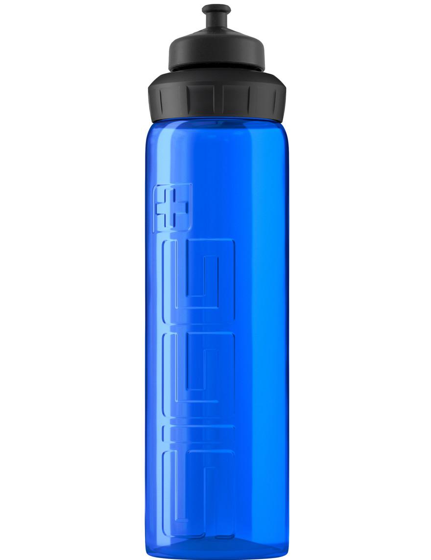 SIGG Trinkflasche 0.75 l WMB VIVA mit 3-Stage Sport Top Blau