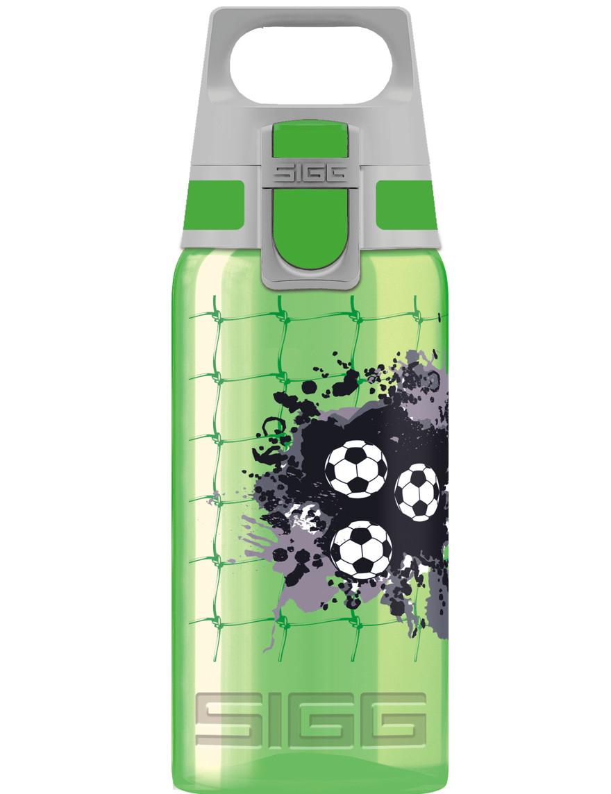 SIGG Trinkflasche »VIVA ONE« 0.5 L Grün Fussball