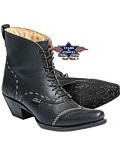 Stars & Stripes Damen Western-Boots »ASHLEY« Schwarz