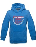 Boys Hoodies »ORIGINAL RIDE« VW BULLI Blue / Red / White