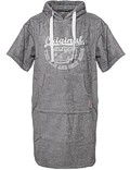 Surf Poncho VW Bulli »ORIGINAL RIDE« Grey / White
