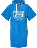 Surf Poncho VW Bulli »ORIGINAL RIDE« Blue / White